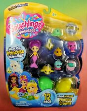 12 Splashlings Princess Mermaid and deep ocean pals find Princess Crown