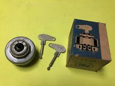 Jawa CZ Pal 3 Positions Ignition Switch with 2 Keys Genuine NOS