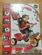 Smoby Kinder Dreirad Baby Balade pink - 7600741101