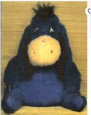 Disney Eeyore toy knitting pattern vintage