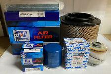 Filter Kit OIL AIR FUEL CABIN FILTER suits TOYOTA HILUX KUN26R 2005 - 12/2013