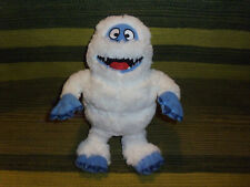 """Bumble Abominable plush Snowman Rudolph Red Nosed Reindeer Toy Factory 12"""""""