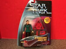 "Star Trek Lt. Commander Jadzia Dax Green Shirt 5"" Action Figure Playmates 1997"