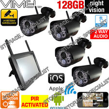 Surveillance System Home Wireless Security Cameras WIFI IP CCTV Video Farm Phone
