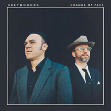 Greyhounds : Change of Pace CD (2016) ***NEW*** FREE Shipping, Save £s