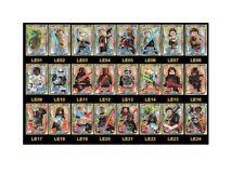 Lego® Star Wars™ Serie 1 Trading Cards limitierte LE1-LE24 Gold Karten aussuchen