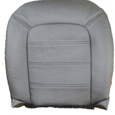 03-07 FORD Explorer E,Bauer XLT Sport GAS Driver Bottom Leather Seat cover GRAY