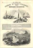 1846 Benjamin Edgington Military Tents Duke Street Southwark