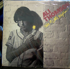 Ali Thomson; Take a Little Rhythm      A&M Records