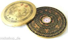 Feng Shui Brújula Luo-Pan con Schmuckdeckel Metal