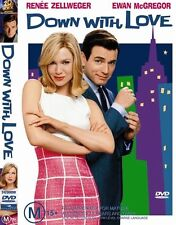 Down With Love (DVD, 2006) Region 4 Comedy DVD Rated M Used Like NEW Condition