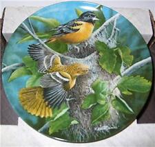 """Kevin Daniel Plate """"The Baltimore Oriole"""" 3Rd Issue"""