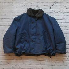 Vintage Spiewak Golden Fleece N-1 Deck Jacket 90s USN Made in USA