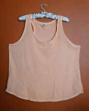 Mossimo, coral, sleeveless tank top. Size XXL