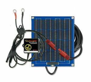 SP-7 SolarPulse 12V Solar Charger Maintainer, 7-Watt , Auto, Marine, Motorcycles