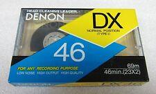 DENON DX 46  CASSETTE TAPE № 292