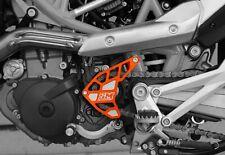 Copri pignone KTM 690 Duke Smc Enduro Rally SM Project cnc parapignone (arancio)