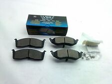 VGX Front Brake Pads New fits PLYMOUTH DODGE NEON 1995 2003 MF642