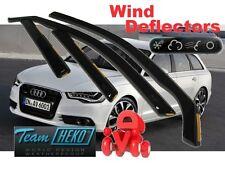 AUDI A6 C7 ALLROAD / AVANT 2011-ON  Wind deflectors 4.pc HEKO 10250