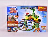 Thomas and Friends Super Station Railway Train Track Set