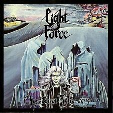 LIGHTFORCE MYSTICAL THIEVES Orgl CHRISTian Metal MORTIFICATION Steve Rowe RECON