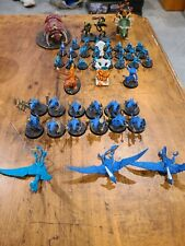 warhammer lizardmen army. Age of sigmar lot, seraphon.