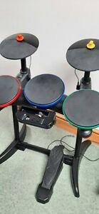 Guitar Hero warriors of rock Drum set