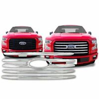 2015-2017 Ford F150 XLT/XL Imposter CCI GI131 5 Bar Style Grille Insert Overlay