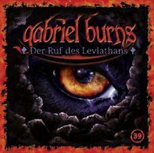 GABRIEL BURNS - 39/DER RUF DES LEVIATHANS  CD  HÖRSPIEL  NEU