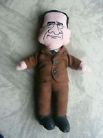 RARE Harry S. Truman President Plush Stuffed Doll by Sugar Loaf Figure