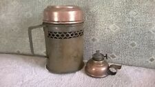 Old Camping Stove  / Märklin mini coffee roaster for doll kitchen? 1900