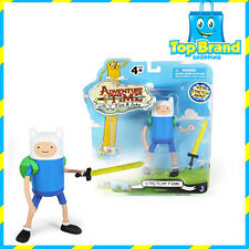 ADVENTURE TIME - 5 Inch FINN SWORD Collectible Figurine - BRAND NEW IN BOX!!
