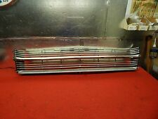 Used 66 Ford Fairlane Fairlane 500 GT Radiator Grille #C6OZ-8200-A
