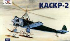 Amodel 1/72 KASKR 2 Russian Autogyro # 72079