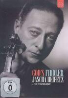 Jascha Heifetz: Gods Fiddler [Euroarts: 2058538] [DVD] [2012] [NTSC][Region 2]