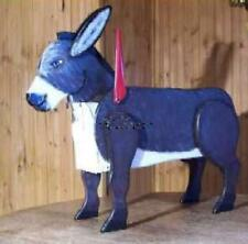 Donkey Mailbox - Unique Hand-Made Fun Novelty Woodendipity Mailbox  Made in USA
