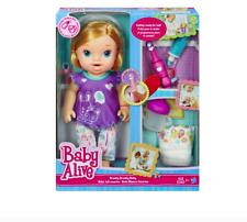 Baby Alive Brushy Brushy Baby Doll - Blonde