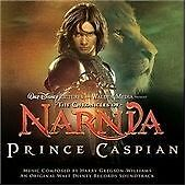 Harry Gregson-Williams -Disney's Chronicles of Narnia: Prince Caspian Soundtrack