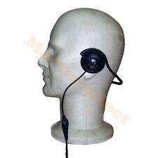 Casque audio passe derriére les oreilles + Microphone Pour PC MP3  Jack 3.5mm