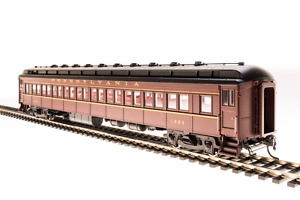 PRR RAILROAD P70 HO-SCALE PASSENGER CAR WITHOUT AC #1032 & #1263-BROADWAY LTD.