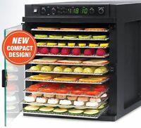 Tribest Sedona Express Digital 11-Tray Food Dehydrator w/ Stainless Steel Trays