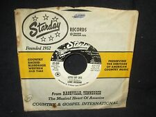 "Lewie Wickham ""Little Bit Late/Endless Love Affair"" 45"