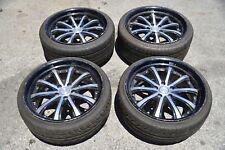 Work Varianza V5S-SR 19x9 +38 19x10 +43 2 Piece JDM VIP Wheels Rays Volk SSR