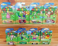 Hot Wheels 2016 SUPER MARIO SERIES Complete Set of 8 + 4 extra (A+/A+)