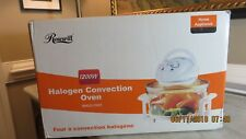 Halogen Convection Oven-Rosewill-RHCO-11001 (White) NEW 1200W - Low Fat Cooking