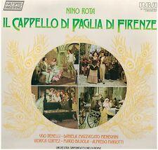 LP 5929 NINO ROTA IL CAPPELLO DI PAGLIA DI FIRENZE COFANETTO CON 2 LP