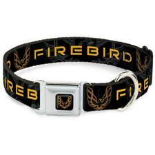 Dog Collar Seat Belt Licensed Pontiac Firebird WPO012
