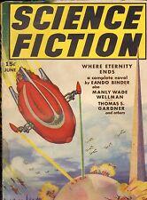 Pulp SI-FI--Science Fiction June 1939 Vol.1 #2-----85