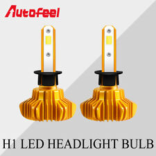 2X H1 LED Headlight Conversion Kit 2000W 300000LM Lamp Bulbs Low Beam 6000K Fog