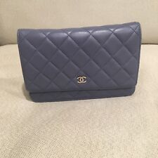 c97f1254aaa1 Women's Bags & Handbags in Brand:CHANEL, Color:Blue, Size:Small | eBay